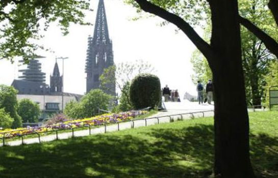 Am Stadtgarten Designhotel-Freiburg im Breisgau-Exterior view
