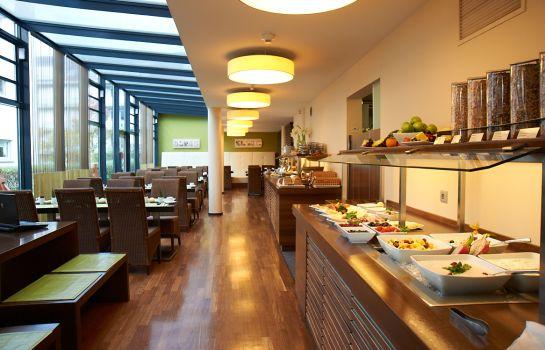 Am Stadtgarten Designhotel-Freiburg im Breisgau-Breakfast room