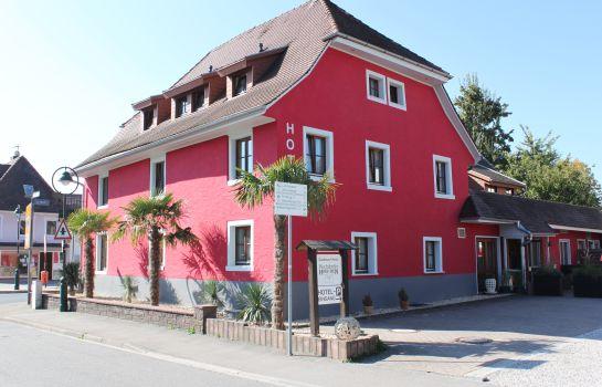 Hochdorfer Hirschen-Freiburg im Breisgau-Aussenansicht