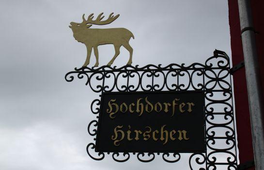 Hochdorfer Hirschen-Freiburg im Breisgau-Hotel outdoor area