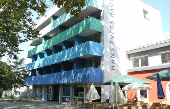 FT Hotel-Freiburg im Breisgau-Aussenansicht