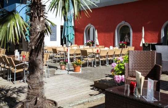 FT Hotel-Freiburg im Breisgau-Terrasse