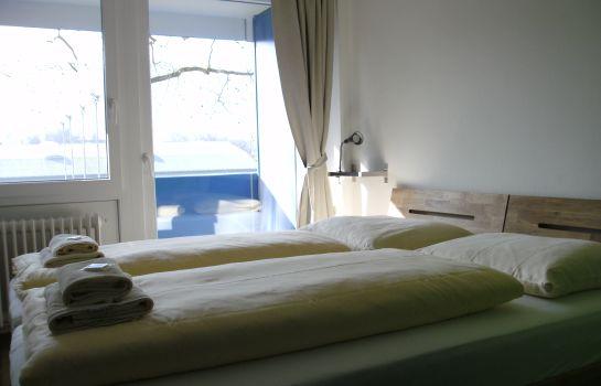 FT Hotel-Freiburg im Breisgau-Einzelzimmer Standard