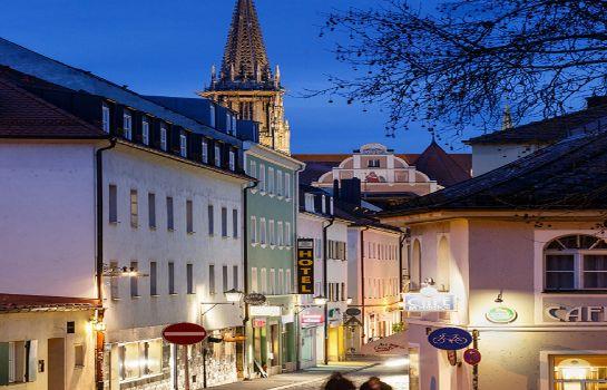 Regensburg: Am Peterstor