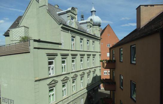 Augsburg: Jakoberhof