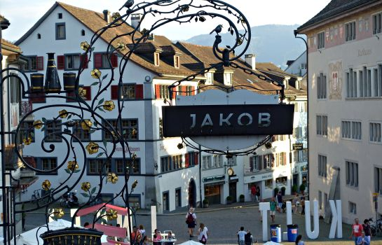 Jakob in Rapperswil