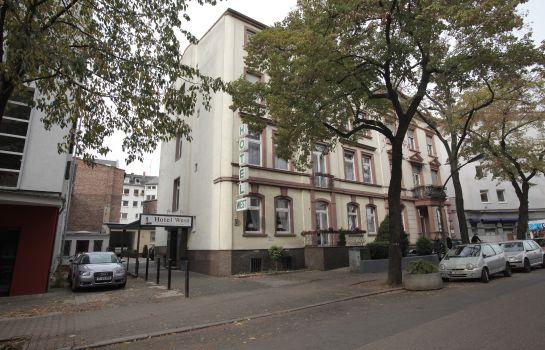 Hotel-West an der Bockenheimer Warte
