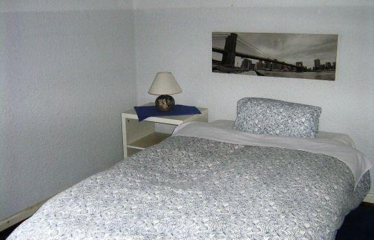 Hotel Weiss-Wissembourg-Einzelzimmer Standard