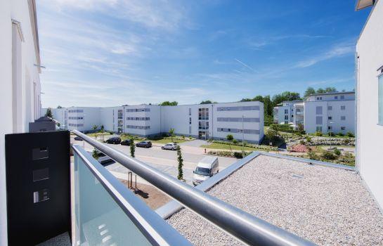 Heuboden Hotel HeuLoft-Umkirch-Umgebung