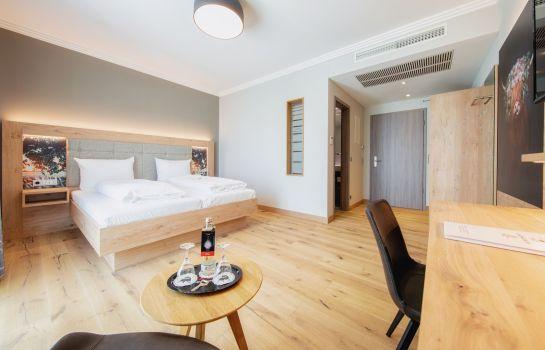 Heuboden Hotel HeuLoft-Umkirch-Doppelzimmer Standard