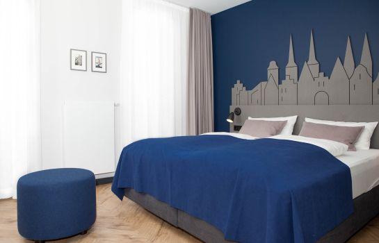 Herrnburg: Stadtrandzimmer