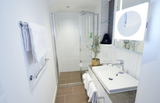 Boutique Hotel am Stadtgarten-Freiburg im Breisgau-Bathroom