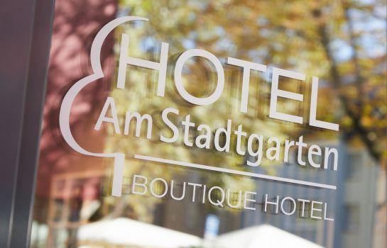 Boutique Hotel am Stadtgarten-Freiburg im Breisgau-Zertifikat Logo