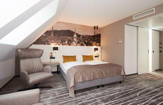 Boutique Hotel am Stadtgarten-Freiburg im Breisgau-Doppelzimmer Standard