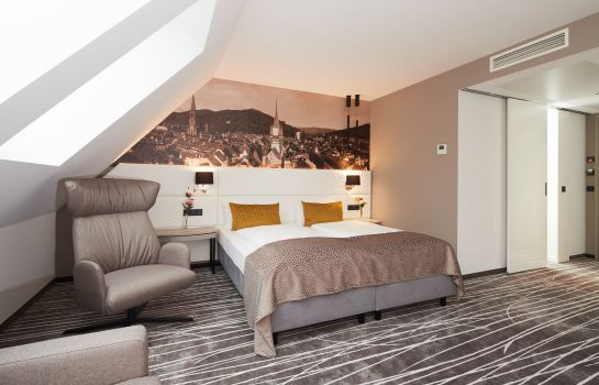 Boutique Hotel am Stadtgarten-Freiburg im Breisgau-Double room standard