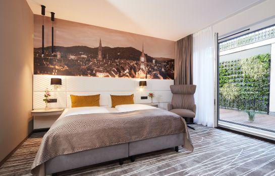 Boutique Hotel am Stadtgarten-Freiburg im Breisgau-Doppelzimmer Komfort