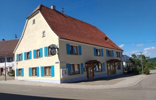 Gästehaus Pension Waldhorn
