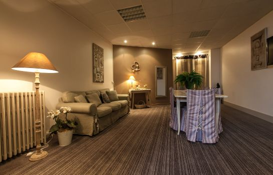 Citotel Bristol-Montbeliard-Meeting room