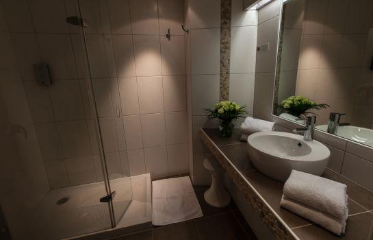 Brit Hotel Bristol Montbeliard Centre-Montbeliard-Bathroom