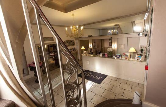 Brit Hotel Bristol Montbeliard Centre-Montbeliard-Reception