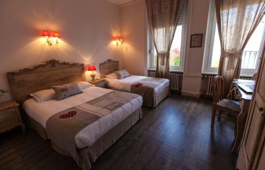 Brit Hotel Bristol Montbeliard Centre-Montbeliard-Double room standard