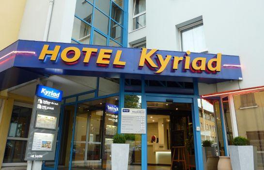 Kyriad Montbeliard Sochaux-Montbeliard-Exterior view