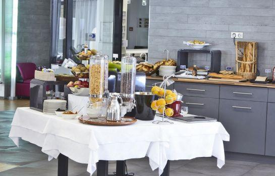 Kyriad Montbeliard Sochaux-Montbeliard-Restaurant