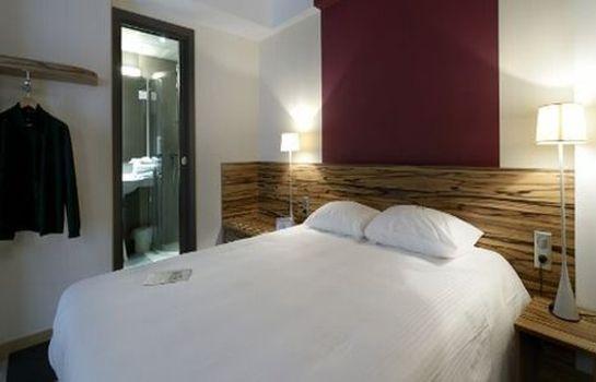 Kyriad Montbeliard Sochaux-Montbeliard-Single room superior