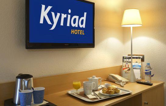 Kyriad Montbeliard Sochaux-Montbeliard-Double room standard