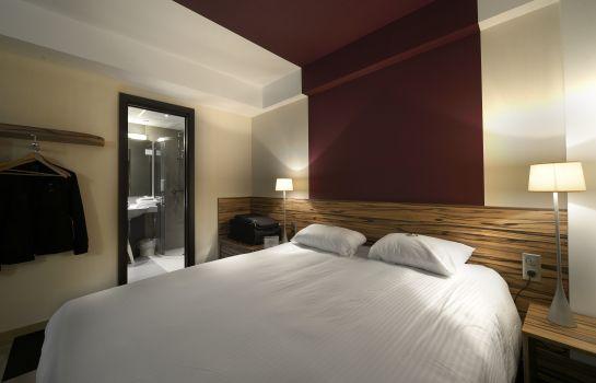 Kyriad Montbeliard Sochaux-Montbeliard-Double room superior