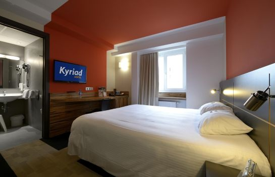 Kyriad Montbeliard Sochaux-Montbeliard-Room