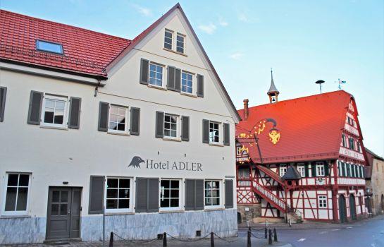 Bad Friedrichshall: Hotel Adler