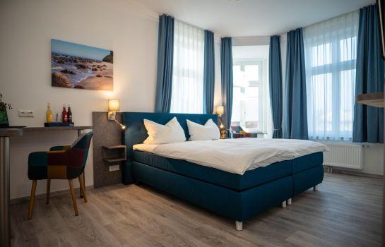 Stralsund: Hotel Hanseat