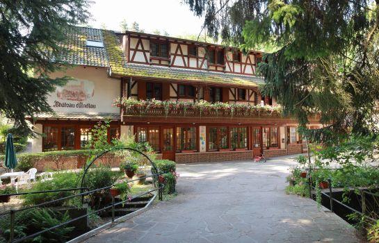 Chateau dAndlau-Barr-Hotel outdoor area