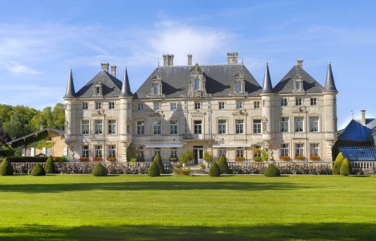 Chateau des Monthairons Symboles de France