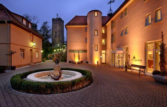 Salach: Burghotel Staufeneck