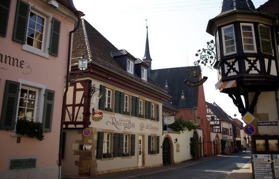 Hotel & Café Ritter Von Böhl