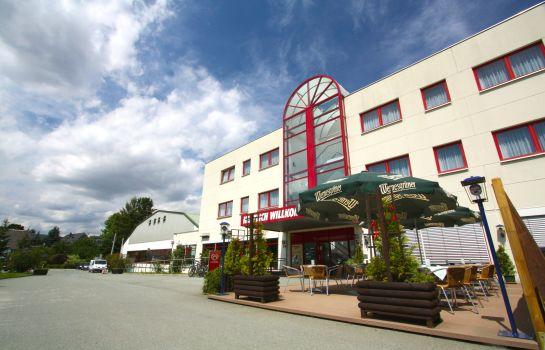 Chemnitz: Sporthotel am Stadtpark