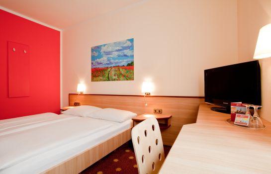 Rostock: Hotel die kleine Sonne Rostock