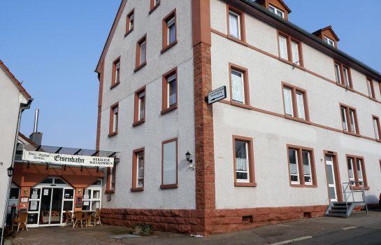 Eisenbahn Gasthof - Destille