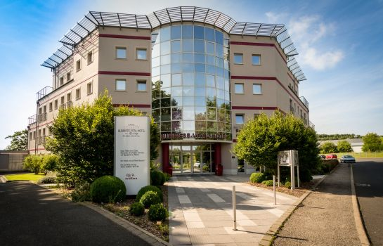 Suhl: Business-Vital-Hotel am Rennsteig