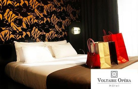 QUALYS-HOTEL Nantes Voltaire Opéra