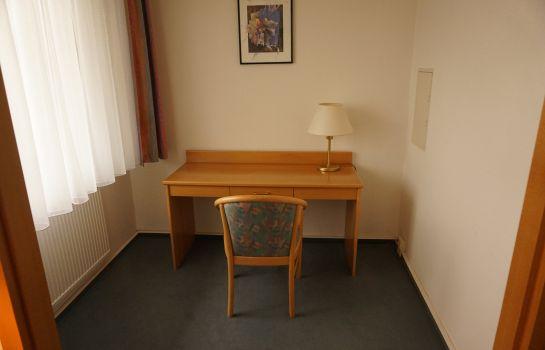 Stendal: Hanse-Hotel Garni