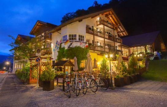 Grainau: Berghotel Hammersbach