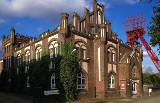 Essen: Alte Lohnhalle