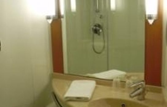 ibis Montbeliard-Montbeliard-Bathroom
