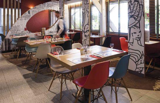 ibis Montbeliard-Montbeliard-Restaurant