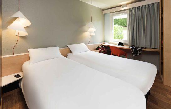 ibis Montbeliard-Montbeliard-Standard room