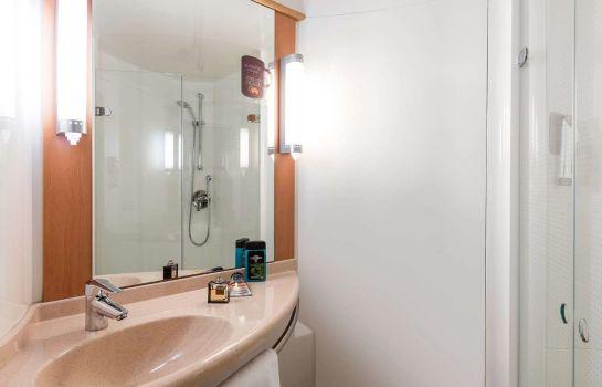ibis Montbeliard-Montbeliard-Room