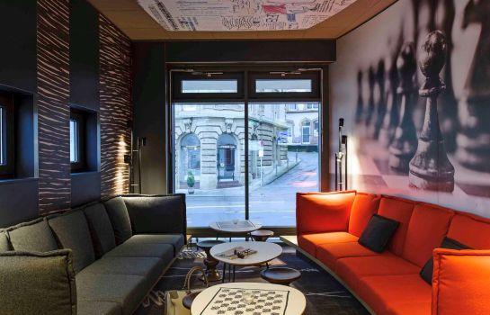 Hotel Ibis Centrum Stuttgart Hrs
